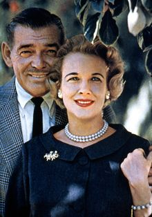 Clark Gable and Carol Lombard on Pinterest   Clark Gable, Carole ...