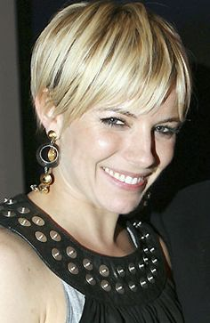 1000 Images About Short Blonde Hair On Pinterest