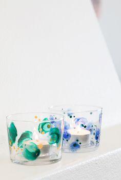 DIY – Decorative gla