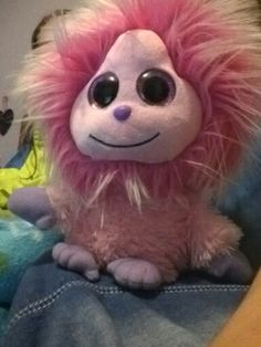 TY Frizzy Lola Cute Stuffed Animals Pinterest