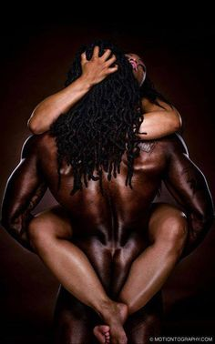 afro erotica vintage