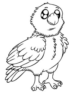 cute babies coloring pages and eagles on pinterest