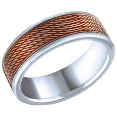 Copper Wedding Band On Pinterest Copper Wedding Wedding