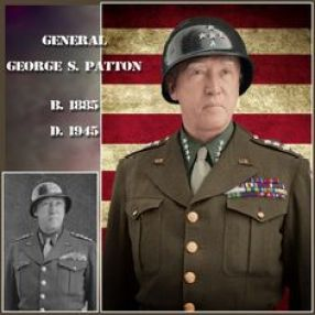 Image result for general george patton color
