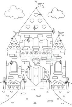 fairytale castles and princesses on pinterest