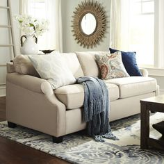 Alton Sofa Tan Living Room Armchairs Tans And