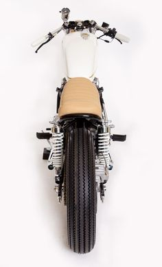 Gorgeous custom moto