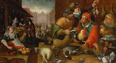 Poultry Market (Fall