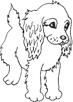 coloring pages coloring and puppys on pinterest