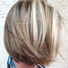 hair color ideas for short hair 17 love this color blonde highlights r a little too chunky