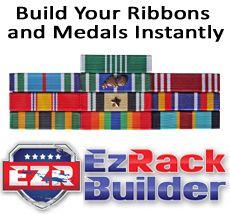 us military ribbon rack builder