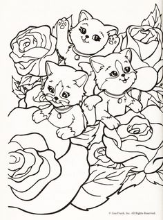 1000 images about dog cat coloring on pinterest coloring pages