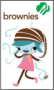 1000 images about girl scout clip art brownie on pinterest