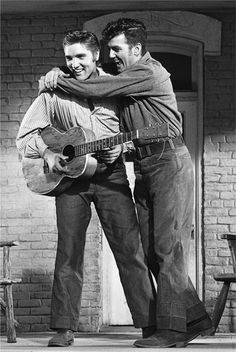 Image result for elvis singing with william campbell