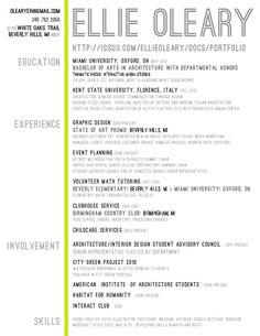 interior design resume design resume and resume on pinterest