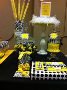 Candy Station On Pinterest Candy Buffet Candy Bars And