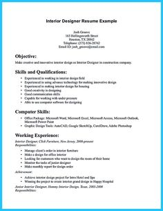 resume examples resume and architects on pinterest