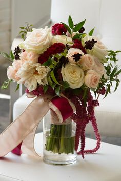 Boho bouquet with lo