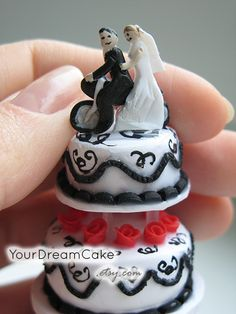 Yourdreamcake wedding cake replica ornament  dreamcake wedding cake     Yourdreamcake wedding cake replica ornament  dreamcake wedding cake replica  ornament  yourdreamcake etsy