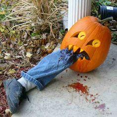 Halloween decor - Zo