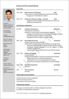 1000 images about how to write a cv on pinterest cv template
