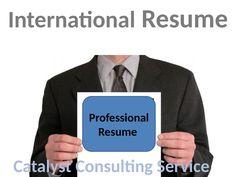 international resume maker in kolkata international resume maker