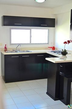 1000 Images About Cocinas Integrales On Pinterest Concrete Kitchen Red Walls And Kitchens