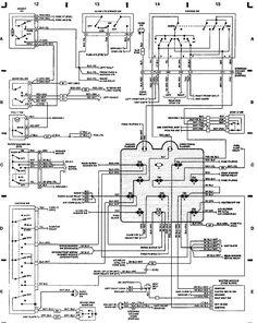 89 Jeep YJ Wiring Diagram |  JEEPWRANGLERYJ