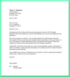 1000 images about sample cover letters on pinterest cover letters