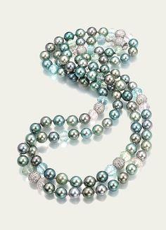 Tahitian Pearl, Aqua