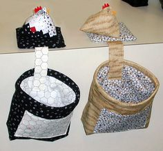 1000 Images About PincushionScrap Bags On Pinterest