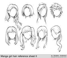 anime hair anime and anime hairstyles on pinterest