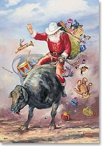 1000 Images About Western Christmas On Pinterest Cowboy