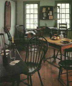 Colonial Tavern Room