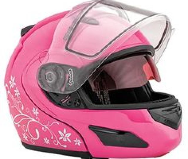 My Snowmobile Helmet