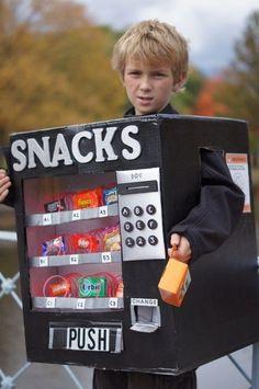 This walking vending