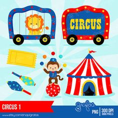 Mickey Mouse Circus On Pinterest Carnival Parties