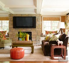 Shaker Beige Neutral Living Room Paint And Paint Color