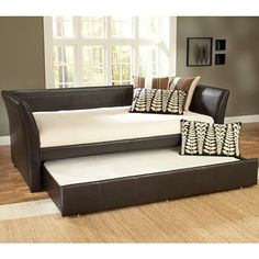 Daybeds Mattress And Trundle Beds On Pinterest