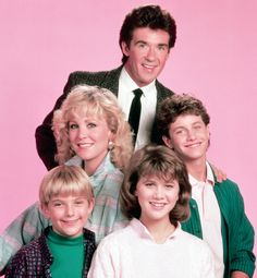 TV: Growing Pains on Pinterest | Kirk Cameron, Leonardo Dicaprio ...