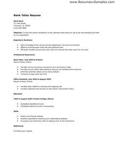resume resume templates and customer service resume on pinterest