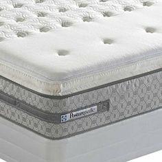 Twin Sealy Posturepedic Hotel Series Sandidge Plush Euro Pillow Top Mattress By 715 00