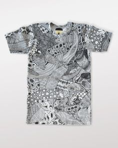 Image result for zentangle tshirt