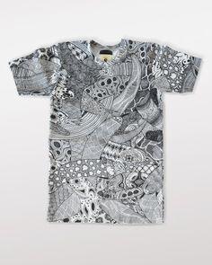 Image result for zentangle tshirt