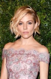 "Sienna Miller makes every inch of her chin-length undercut count. <a href=""http://www.vogue.com/5676181/sienna-miller-short-hairstyles-undercut-waves/?mbid=social_pinterest"" rel=""nofollow"" target=""_blank"">www.vogue.com/...</a>"