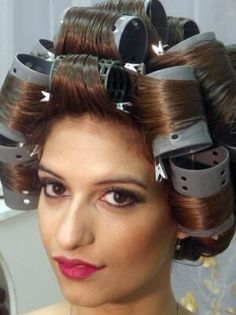 1000 images about rolos perm on pinterest spiral perms perms and roller set