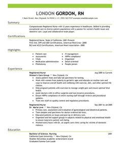 nurse resume template free nursing resume pdf job references