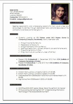 entry level resume template beautiful curriculum vitae cv format