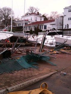 Gilford Park Yacht Club On The Toms River 103012 At 11