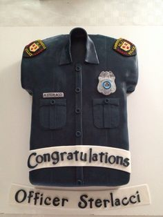 Prison Officer Wedding Cake Ideas And Designs